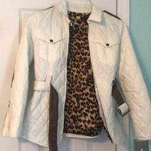 Great off white Utility Jacket